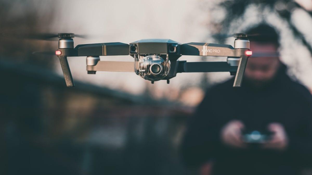 5 avantaje ale folosirii dronelor în campaniile de marketing